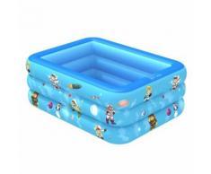 Baignoire gonflable de piscine gonflable d'enfants - Piscine
