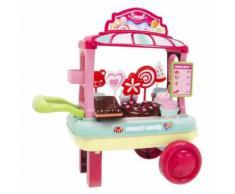 Chaofeng Toys chariot à cupcakes 30 x 20 x 35 cm 13-pièces - Cuisine créative