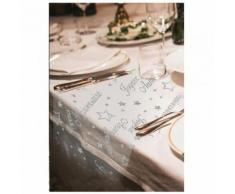Chemin de Table - Spécial Joyeux Anniversaire - Article de fête