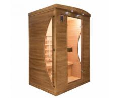 Sauna infrarouge spectra 2 places - Saunas