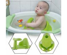 Baignoire bébé Anneau Siège bébé enfant tout-petits enfants Anti Slip sécurité Chaise Jouet - Voiture