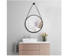 Miroir de salle de bain LIBERTE, miroir de decoration mural - Miroir