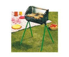 Barbecue à charbon vert Somagic 16779 - Barbecue