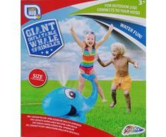 Games Hub baleine gonflable à l'eau 75 cm bleu - Jeu / Piscine gonflable