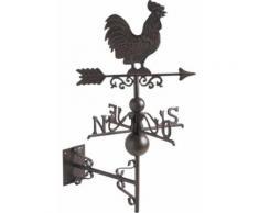 Aubry Gaspard - Girouette coq en fonte - Décoration d'extérieur