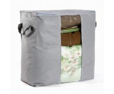 Organisateur de couette d'oreiller de vêtement de sac de stockage de vêtements de grande capacité antipoussière - Linge de table
