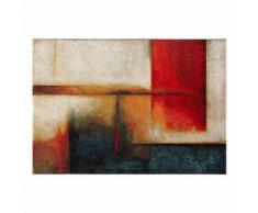 Tapis multicolore 160 x 230 cm ABSTRAIT - Tapis et paillasson