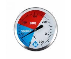 Thermomètre BX50 300 Inoxydable pour un barbecue- - Accessoires pour barbecue et fumoir
