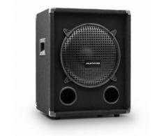 auna Pro PW-1012 SUB MKII Caisson de sono passif , subwoofer 12, 400 W RMS / 800W max. - Enceinte sono DJ