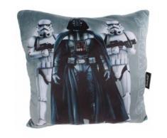 Disney gris Star Wars Darth Vader oreiller 34 x 34 x 11 cm - Textile séjour