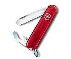 Couteau suisse 4 pièces My first Victorinox Rouge translucide - Accessoire de cuisine