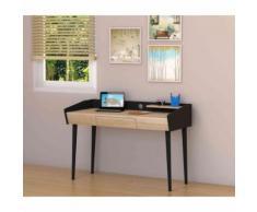 Bureau 1 tiroir 1 étagère en bois - BU4017 - Bureaux enfant et accessoires