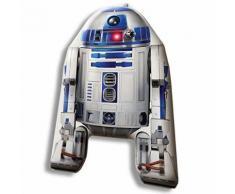 Kids Licensing Forme Coussin Star Wars r2D2 40 cm Velour - Accessoires de bain