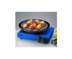 Rommelsbacher Barbecue à gaz Set GG 2000 - Cuisiner en extérieur