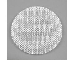 Table Passion - Assiette Plate 28 Cm Tiffany Trans (Lot De 6) - vaisselle