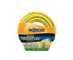 Tricoflex 00110110 Tuyau D'Arrosage Souple Multitouche Super Tricoflex 12,5 Mm X 20 M (Jaune) - Accessoires d'arrosage