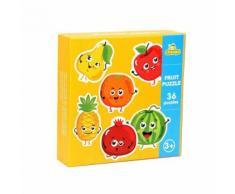 Bébé Bébé Jouets éducation Enfants Carte Assortie Jigsaw Puzzle D'apprentissage cognitif Multicolore PT109 - Jouet multimédia