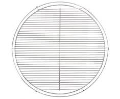 Barbecook 2279670015 junko grille métal gris 60,5 x 60,5 x 1 cm - Barbecue
