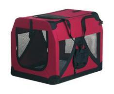 Cage De Transport Pliable 46,5X34,5X35Cm - Karlie - Transport et voyage du chien