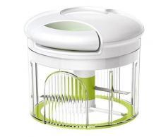 Emsa - 515043 -turboline hachoir manuel d aromates ou de legumes - Trancheuse