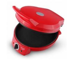 Adler ad 3033 appareil à pizza grill électrique ? rouge, multicolore - Grillade et barbecue