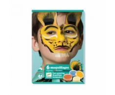 Coffret maquillage tigre - Maquillage