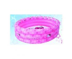 Darpèje - Hello Kitty - Piscine 3 boudins - Jeu / Piscine gonflable