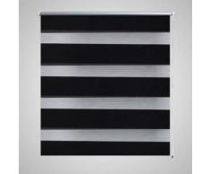 Store enrouleur tamisant blanc/brun/gris/noir Modèle 14 - Objet à poser