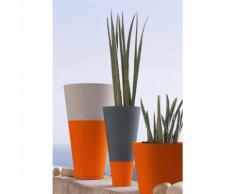 Pot de fleur design tokyo 36 grosfillex - Jardinières et bacs