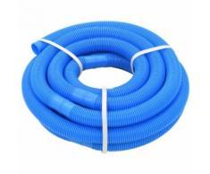 Tuyau de piscine Bleu 38 mm 9 m - Jacuzzi et sauna