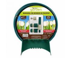 Tuyau d'arrosage Little Garden Vert (25 M) - Accessoires d'arrosage