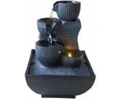 Zen Light - Fontaine d'intérieur variation de couleurs Kini - Objet à poser