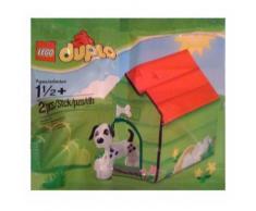 Lego duplo 5002121 chien et niche - Lego