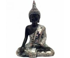 Statuette en résine Bouddha Terre - Objet à poser