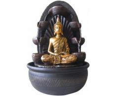 Zen Light - Fontaine d'intérieur éclairage LED Chakra - Objet à poser