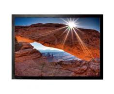 Gorges Paillasson Essuie-Pieds - Soleil De Midi Sur Mesa Arch Au Parc National De Canyonlands USA (50x70 cm) - Tapis et paillasson