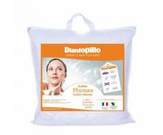 Oreiller Plumes Ferme - 60/60 - DUNLOPILLO - Equipement du lit