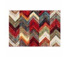 Tapis design multicolore 160 x 230 cm CHEROKEE - Tapis et paillasson