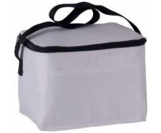 Mini sac isotherme - KI0345 - blanc - Matériels de camping et randonnée