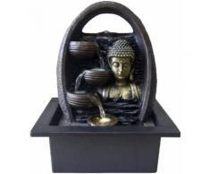 Zen Light - Fontaine déco LED bouddha Essan - Objet à poser