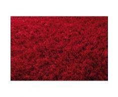 Tapis moderne New Glamour par Esprit Home Rouge 70x140 - Tapis et paillasson