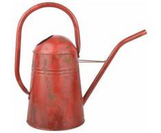 Esschert Design - Arrosoir vintage en acier galvanisé Rouge - Matériel d'arrosage