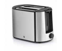 WMF 0414130011 Bueno Pro Grille-pain en acier inoxydable Cromargan mat - Grillade et barbecue