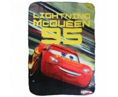 Plaid polaire Cars 3 couverture enfant Disney mod2 - Textile séjour