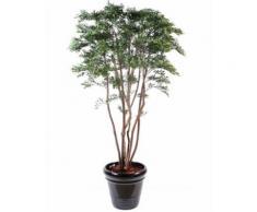 Plante artificielle haute gamme Spécial extérieur / Saule Américain - Dim : 175 x 100 cm -PEGANE- - Plantes artificielles