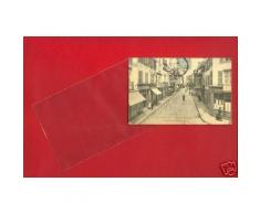 10000 pochettes de protection en plastique pour cartes postales anciennes / 100 microns - Autres Classement et Archivage