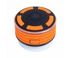 Haut-Parleurs Portables Bluetooth Sans Fil Avec Radio Douche Haut-Parleur Ipx7 Ventouse BT247 - Enceinte sans fil