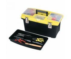 Stanley boîte à outil en plastique 40.5x25.4 noir et jaune 1-92-905 - Rangement de l'atelier