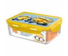 Minions Boîte de rangement avec clips 1070ml - Autres