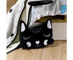 Coussin range pyjama Pussycat bleu 30 x 40 cm Les Ateliers du Linge - Textile séjour